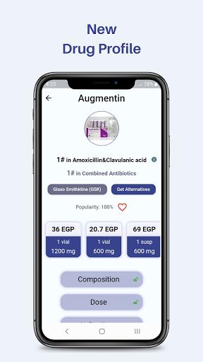 Medinfo Medical information for doctors only v screenshots 2