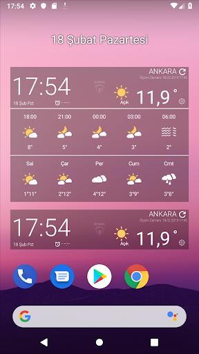 Meteoroloji Hava Durumu v6.1.10 screenshots 4