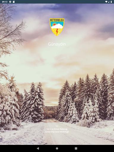 Meteoroloji Hava Durumu v6.1.10 screenshots 5