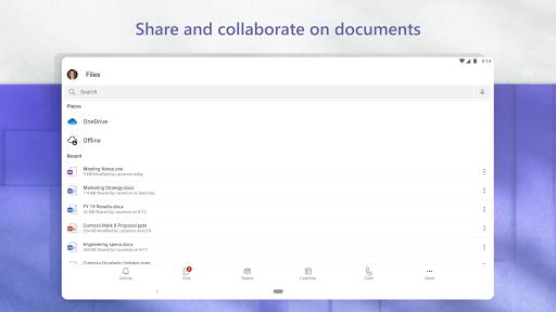 Microsoft Teams v14161.0.0.2021055001 screenshots 12