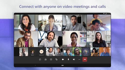 Microsoft Teams v14161.0.0.2021055001 screenshots 14