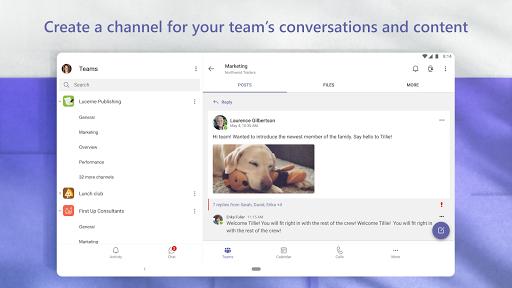 Microsoft Teams v14161.0.0.2021055001 screenshots 18