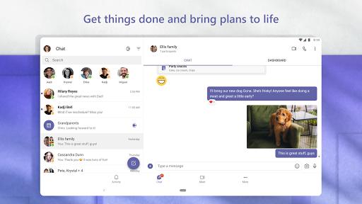 Microsoft Teams v14161.0.0.2021055001 screenshots 7