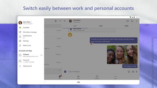 Microsoft Teams v14161.0.0.2021055001 screenshots 9