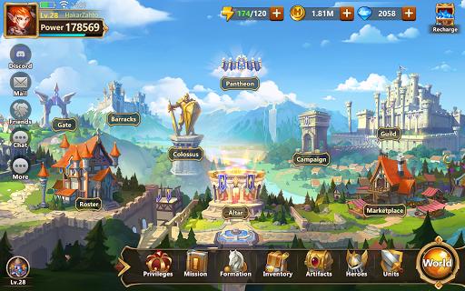 Might amp Magic Era of Chaos v1.0.149 screenshots 21