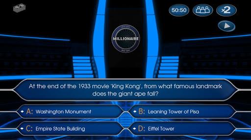 Millionaire 2020 Free Trivia Quiz Game v1.63 screenshots 1