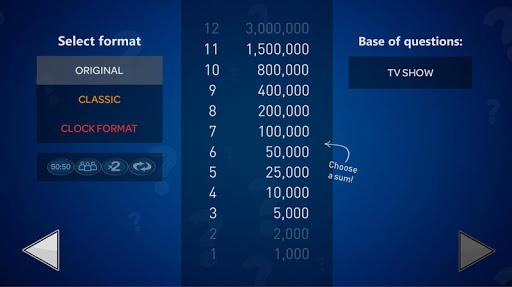 Millionaire 2020 Free Trivia Quiz Game v1.63 screenshots 4