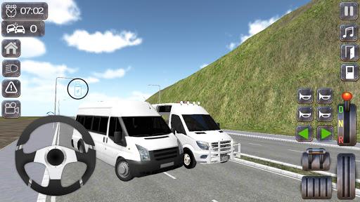 Minibus Sprinter Passenger Game 2021 v6.5 screenshots 15