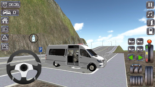 Minibus Sprinter Passenger Game 2021 v6.5 screenshots 16
