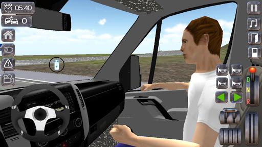 Minibus Sprinter Passenger Game 2021 v6.5 screenshots 6