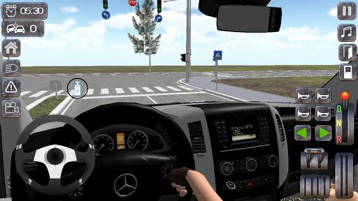 Minibus Sprinter Passenger Game 2021 v6.5 screenshots 7