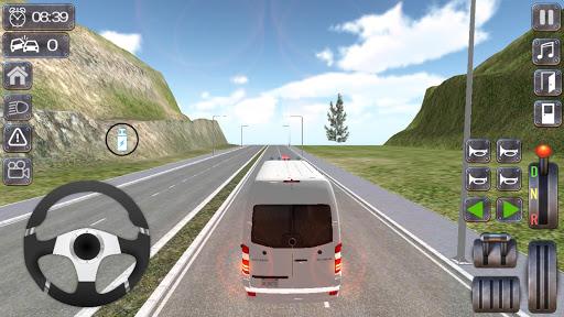 Minibus Sprinter Passenger Game 2021 v6.5 screenshots 9