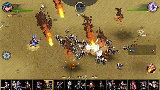 Miragine War v7.6 screenshots 11