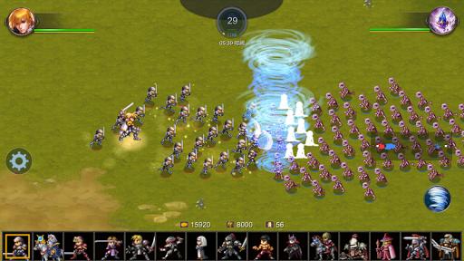 Miragine War v7.6 screenshots 18