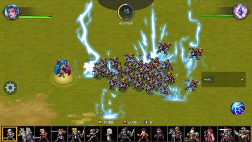 Miragine War v7.6 screenshots 22