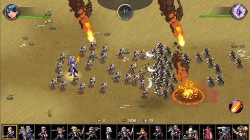 Miragine War v7.6 screenshots 4