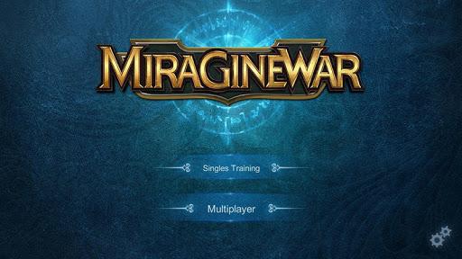 Miragine War v7.6 screenshots 9