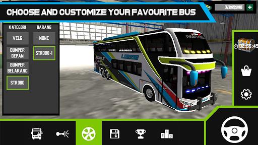 Mobile Bus Simulator v1.0.3 screenshots 1