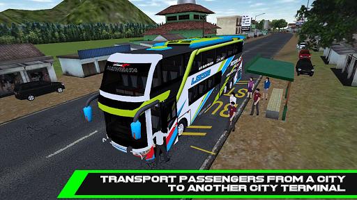 Mobile Bus Simulator v1.0.3 screenshots 2
