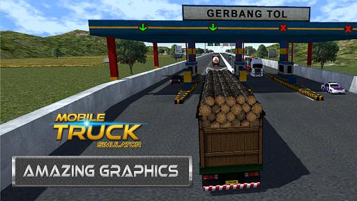 Mobile Truck Simulator v1.1.0 screenshots 1