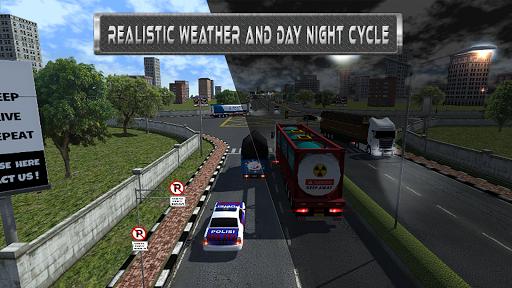 Mobile Truck Simulator v1.1.0 screenshots 5