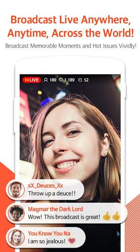 Mobizen Live Stream for YouTube – live streaming v1.3.0.3 screenshots 1
