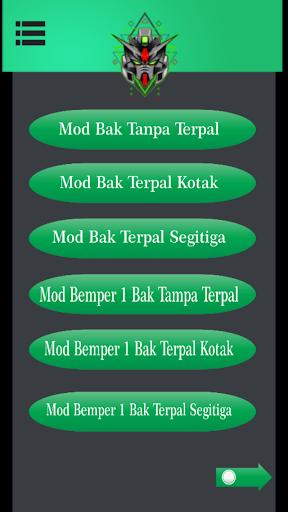 Mod Truck Canter Isuzu Lengkap v2.0 screenshots 2