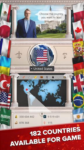 Modern Age President Simulator v1.0.61 screenshots 19