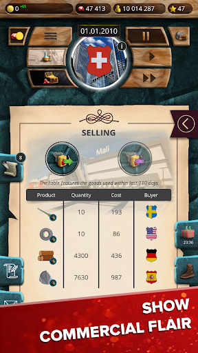 Modern Age President Simulator v1.0.61 screenshots 21