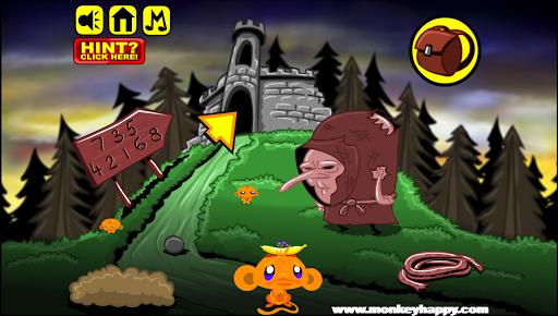 Monkey GO Happy – TOP 44 Puzzle Escape Games FREE v1.2 screenshots 4