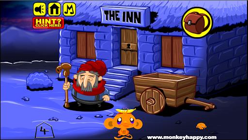 Monkey GO Happy – TOP 44 Puzzle Escape Games FREE v1.2 screenshots 8