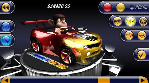 Monkey Racing Free v1.0 screenshots 12