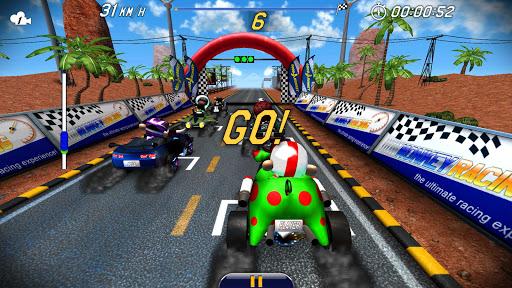 Monkey Racing Free v1.0 screenshots 3