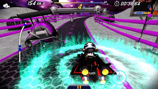 Monkey Racing Free v1.0 screenshots 4