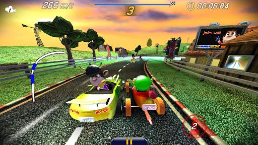 Monkey Racing Free v1.0 screenshots 5