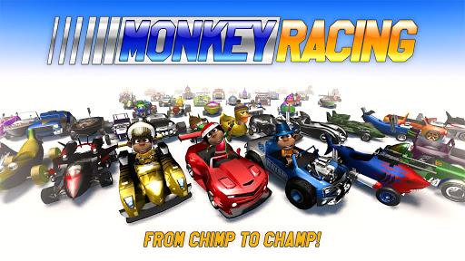 Monkey Racing Free v1.0 screenshots 6