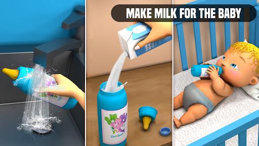 Mother Life Simulator Game v28.4 screenshots 1
