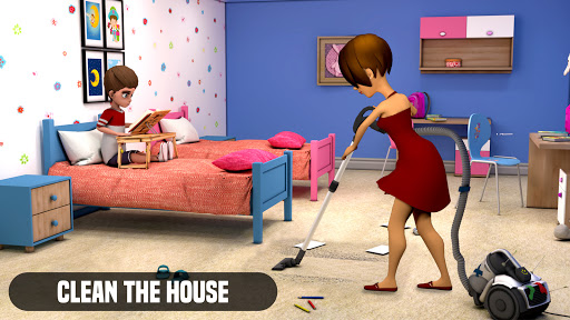 Mother Life Simulator Game v28.4 screenshots 2