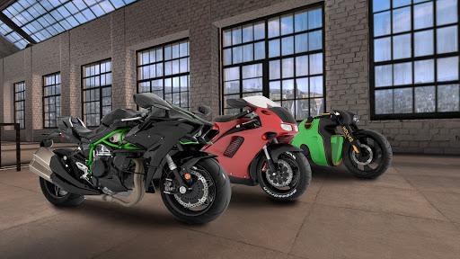 MotorBike Traffic amp Drag Racing I New Race Game v1.8.16 screenshots 2