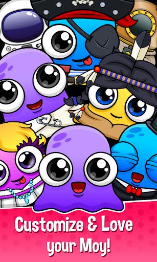 Moy 5 – Virtual Pet Game v2.05 screenshots 4