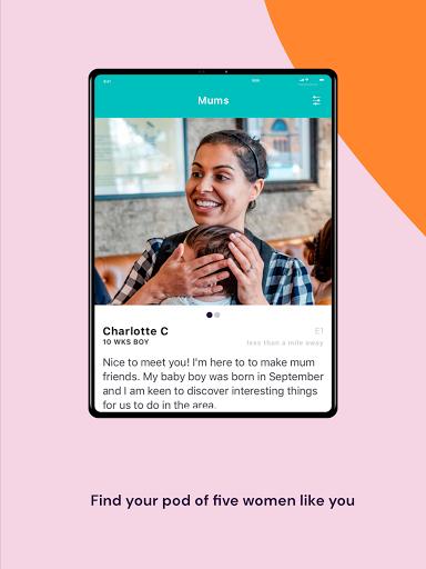 Mush – the friendliest app for mums v3.44.11223 screenshots 8