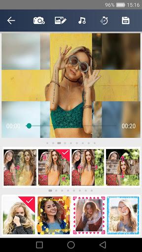 Music video – photo slideshow v46 screenshots 10