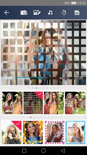 Music video – photo slideshow v46 screenshots 19