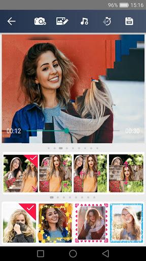 Music video – photo slideshow v46 screenshots 4