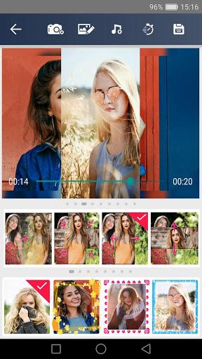 Music video – photo slideshow v46 screenshots 6
