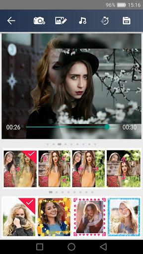 Music video – photo slideshow v46 screenshots 8