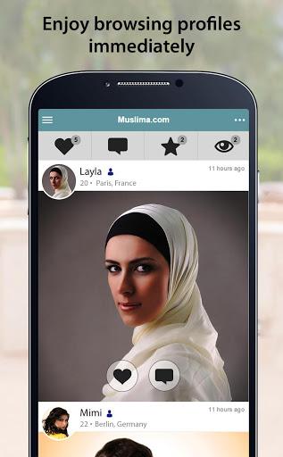 Muslima – Muslim Matrimonials App v4.2.0.3388 screenshots 2