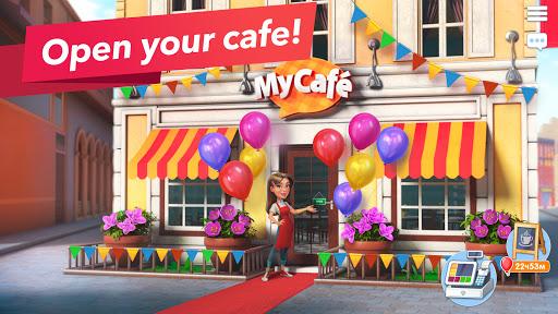 My Cafe Restaurant Game. Serve amp Manage v2021.6.3 screenshots 1