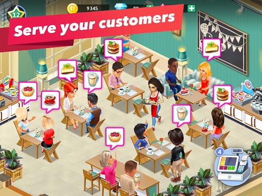 My Cafe Restaurant Game. Serve amp Manage v2021.6.3 screenshots 10