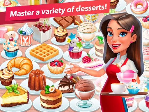 My Cafe Restaurant Game. Serve amp Manage v2021.6.3 screenshots 11